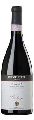barolo 2008, Rivetto Del Comune di Serralunga d&#039;alba