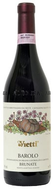 barolo 2008, Vietti Brunate