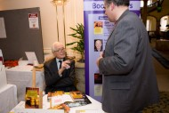 Book signing DFWE 2012