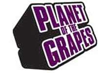 Planet of the grapes