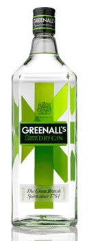 Christmas, Greenhalls Gin