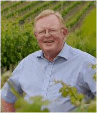 John Buck of Te Mata Estate