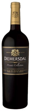 Steven Spurrier recommends, Diemersdal Estate