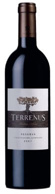 Steven Spurrier recommends, Terrenus