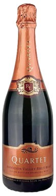 Steven Spurrier recommends, Roederer Estate Quartet Brut Rose