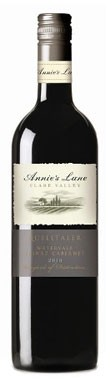 South Australian reds 2010, Annies Lane 2010