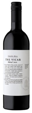 South Australian reds 2010, Chapel Hill The Vicar