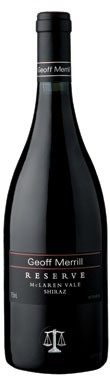 South Australian reds 2010, Geoff Merrill Reserve