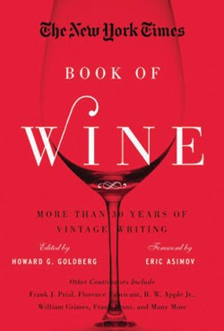 books, New York Times Book of Wine