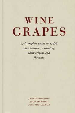 books, Wine Grapes