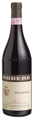barolo and barbaresco, Oddero Vigna Rionda