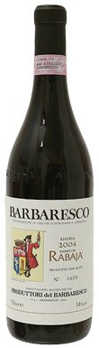 barolo and barbaresco, Proditorri di Barbaresco Rabaja