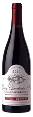 Burgundy 2011, Domaine Denis Morete Gevrey Chambertin