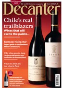 Decanter March 2013 cover homepage