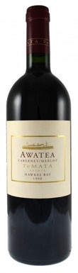 New Zealand reds, Te Mata Estate Merlot Cabernet 2009