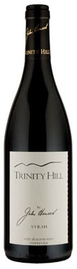 New Zealand reds, Trinity Hill Syrah 2009