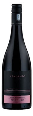 New Zealand reds, Yealands Black Label Pinot Noir