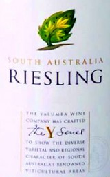 2008 Yalumba, Y Series, Riesling, South Australia