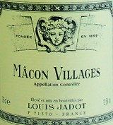 2008 Louis Jadot, Macon-Villages