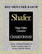 2009 Red Shoulder Ranch, Chardonnay