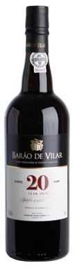 20 year old tawny port, Barao de Vilar