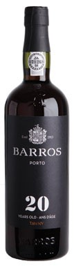 20 year old tawny port, Barros