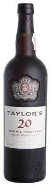 20 year old tawny port, Taylor