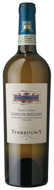 southern italian whites, Terredora Fiano di Avellino