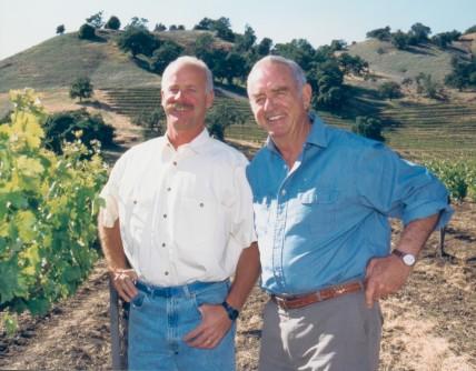Bo and Jim Barrett