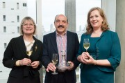 Gerard Basset, Decanter Man of the Year dinner 2013