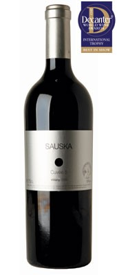 DWWA 2013 International Trophies, Sauska Cuvée 5