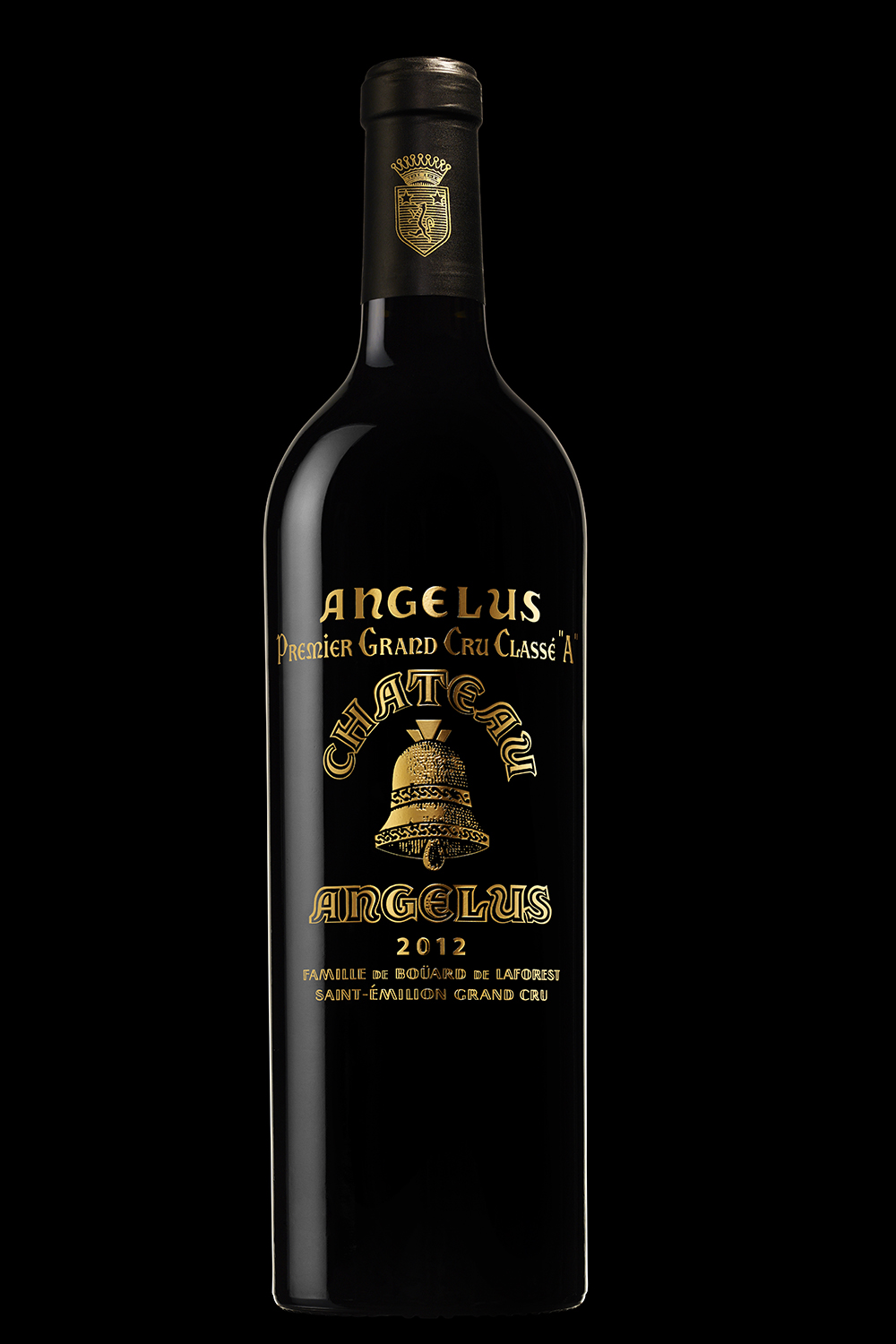 Vinexpo chateau angelus to celebrate 39 a 39 status with for Chateau angelus