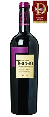 Marqués de Terán Seleción Especial Spain La Rioja 2011