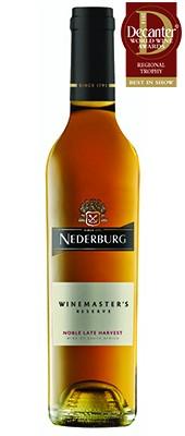Nederburg Winemaster's Reserve Noble Late Harvest South Africa