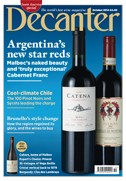 Decanter October