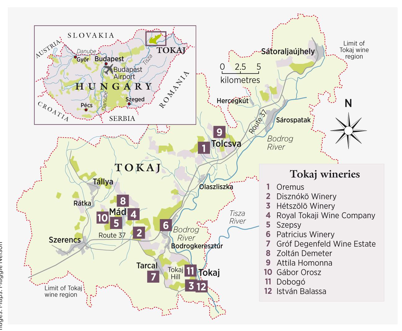 Tokaj Wine Region To Get 330m Euro Investment Decanter Com