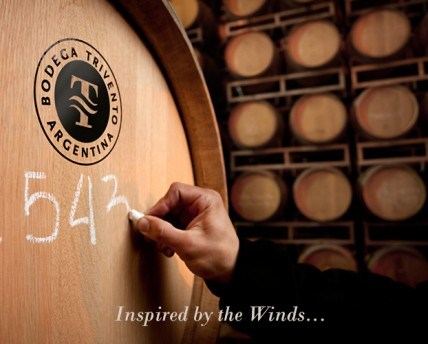 Trivento wines of Argentina