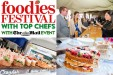 Foodies competition
