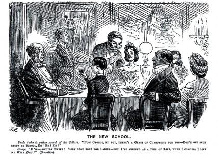 Britain shaped the wine world
